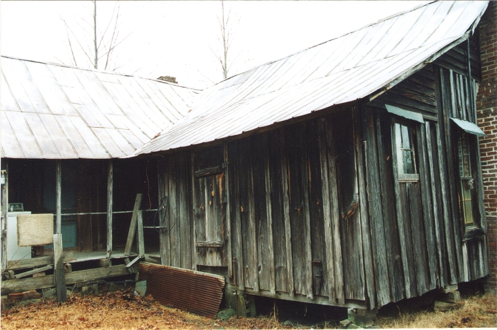 autobiography of an old house