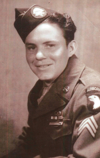 Sergeant George Mullins