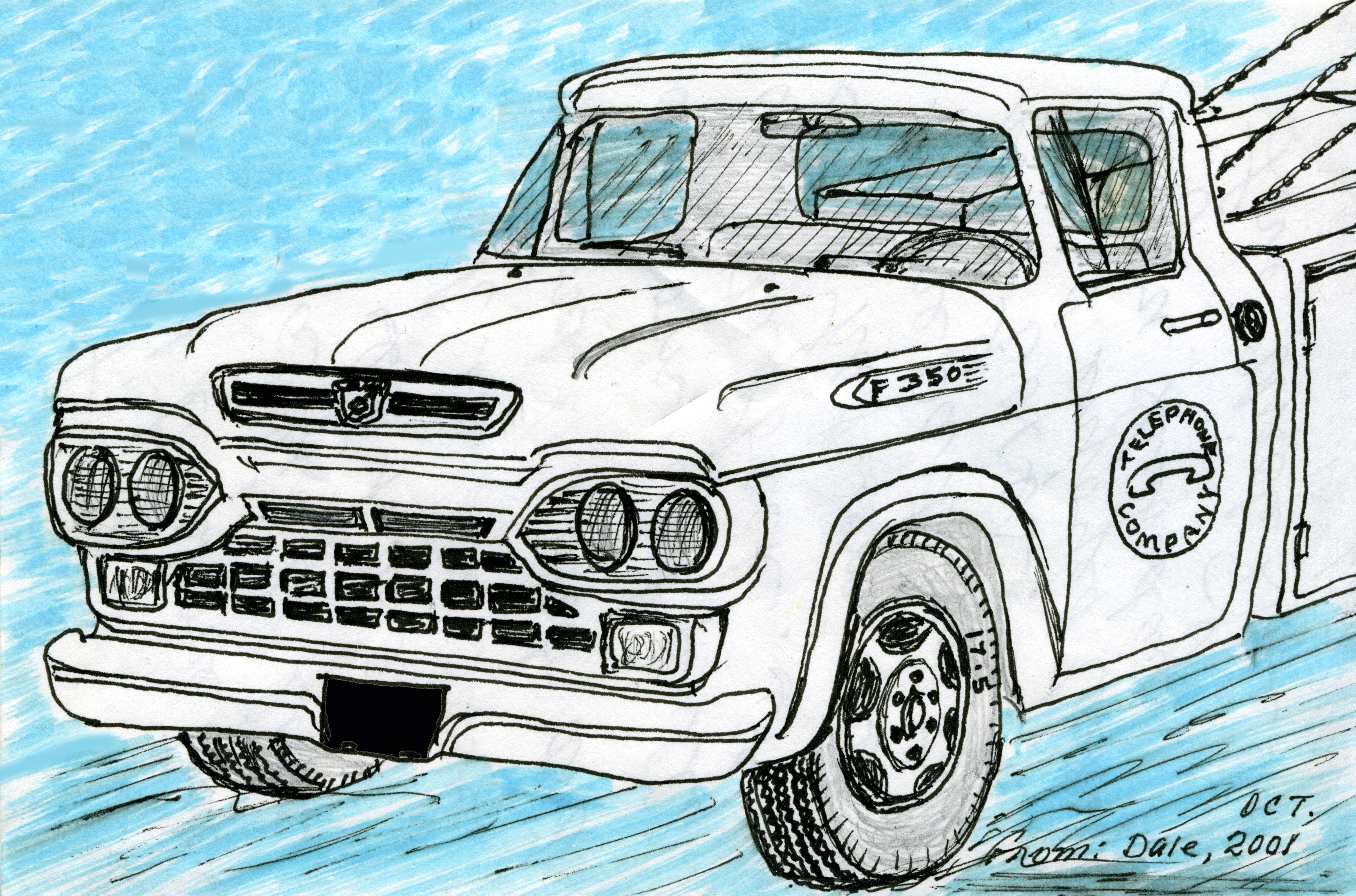 Dale Drawing