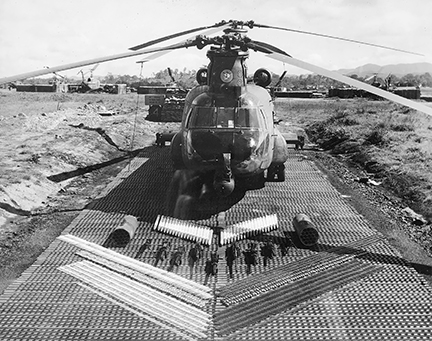 Helicopter with Ammo